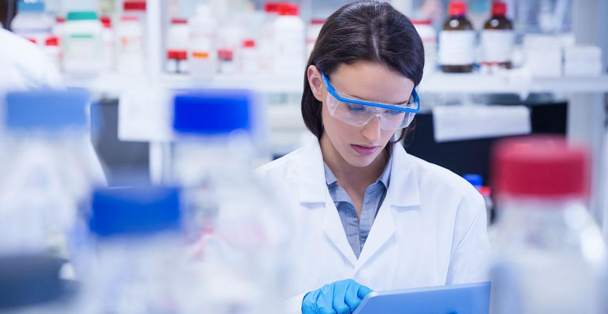 Industria: Laboratorio